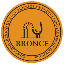 Premios Mezquita, VI Concurso Ibérico a la Calidad de los AOVE. Córdoba 2019. España- Bronce