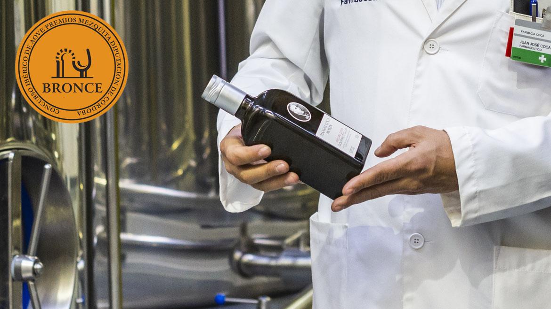 El aceite de Bujalance (España), Manuel Coca Morán Gourmet Club, de la variedad Picual 2018, continua cosechando galardones por su calidad