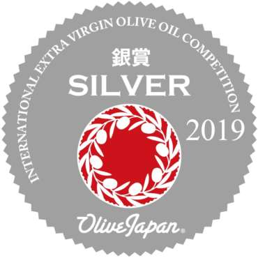 Concurso internacional OLIVE JAPAN 2019 – medalla de plata